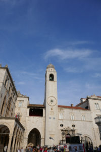Uhrturm Dubrovnik