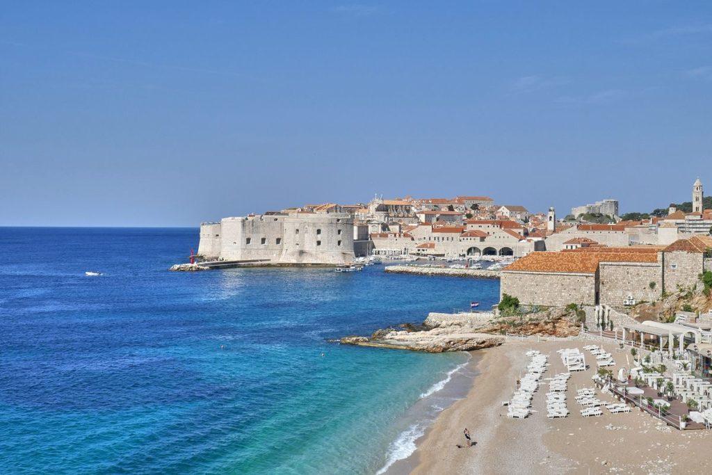Altstadt Dubrovnik Kroatien