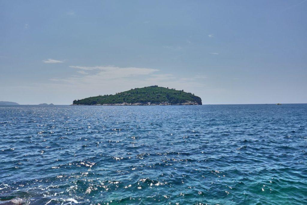 Insel Lokrum Dubrovnik Kroatien