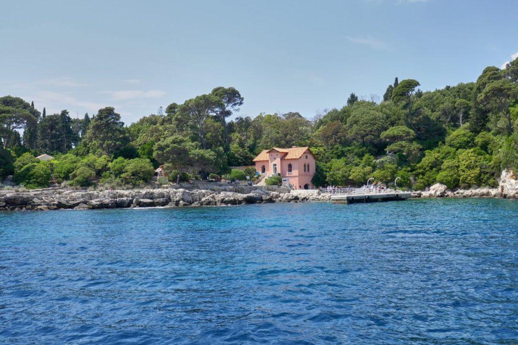Hafen Lokrum Dubrovnik Kroatien