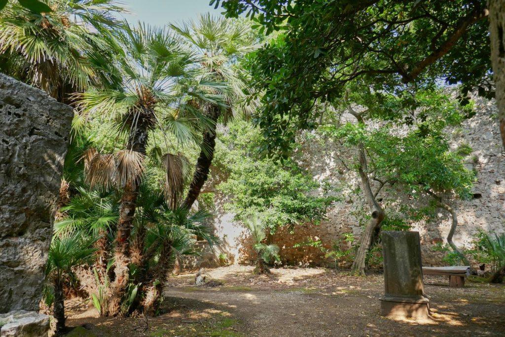 Botanischer Garten Insel Lokrum Dubrovnik