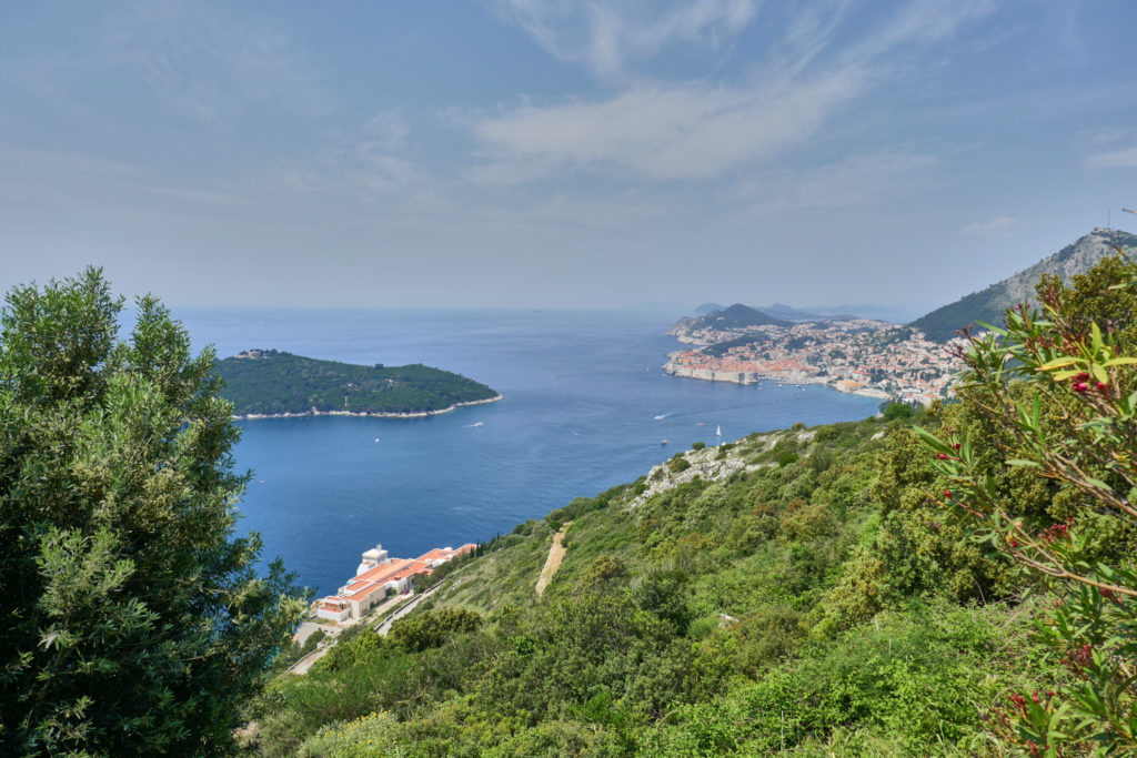 Dubrovnik Lokrum Kroatien