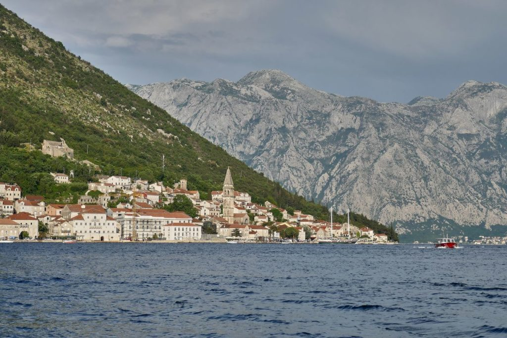 Perast Gospa od Skrpjela Montenegro