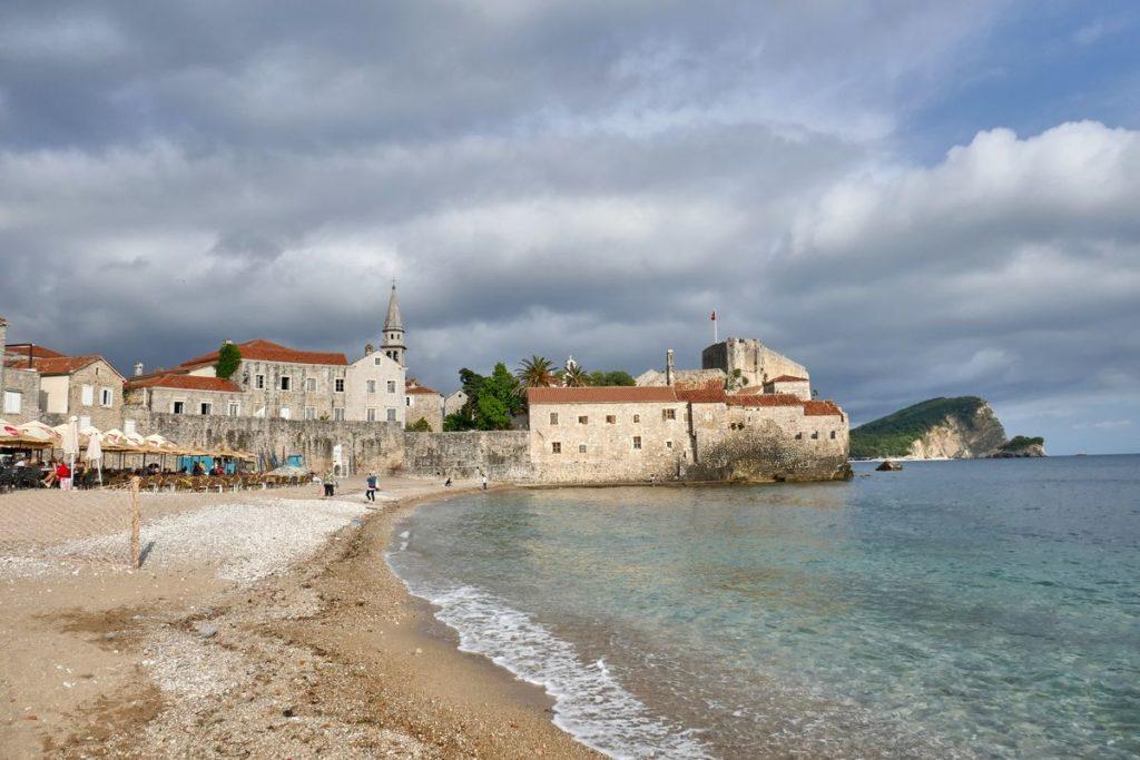 Strand Budva Montenegro