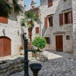 Gassen Kotor Altstadt Montenegro