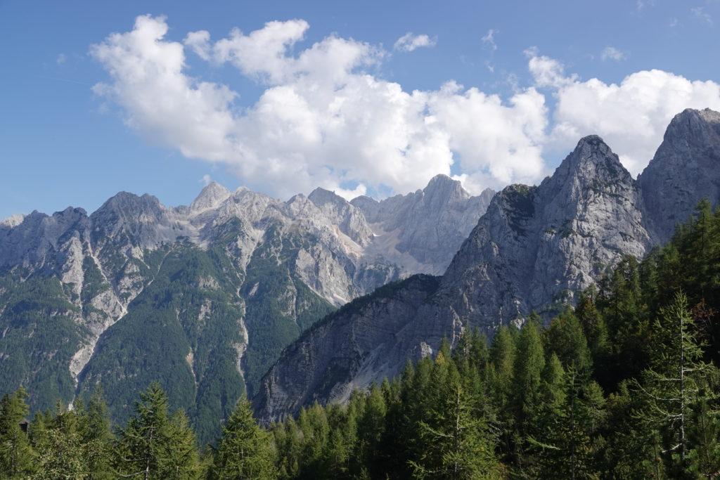 Triglav Nationalpark Vrisic Pass