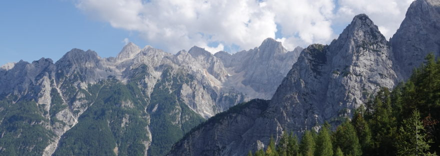 Triglav Nationalpark Vrisic Pass