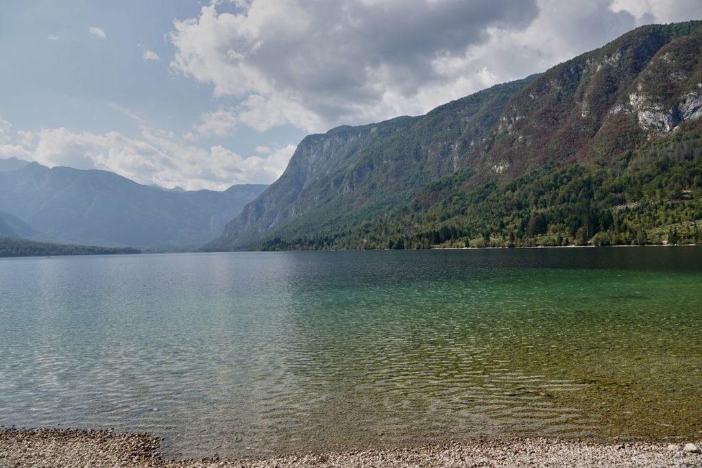 Bohinj See Bohinjsko Jezero Triglav Nationalpark Slowenien