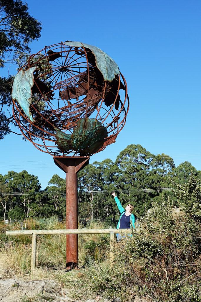 Die Welt Tasmanien Adventure Bay Australien