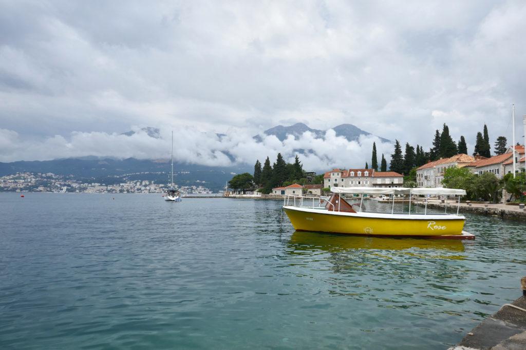 Rose Halbinsel Lustica Montenegro