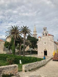 Altstadt Budva Montenegro
