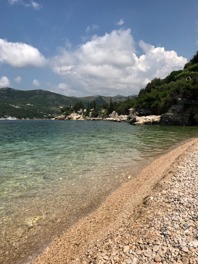 Strand bei Stikovica