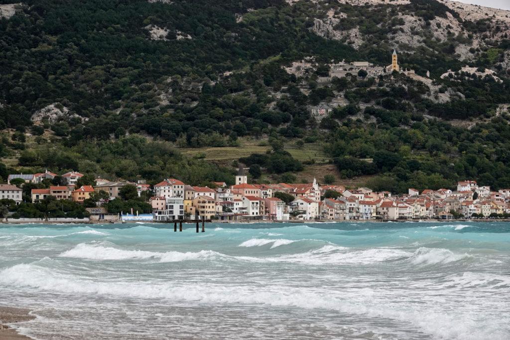 Baska Krk Bucht Kroatien