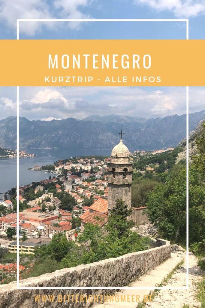 Montenegro Pinterest Pin