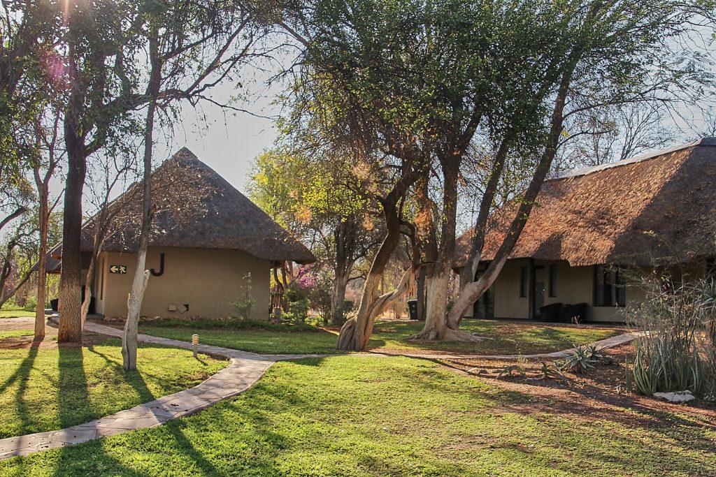 Mokuti Etosha Lodge Etosha Nationalpark Namibia