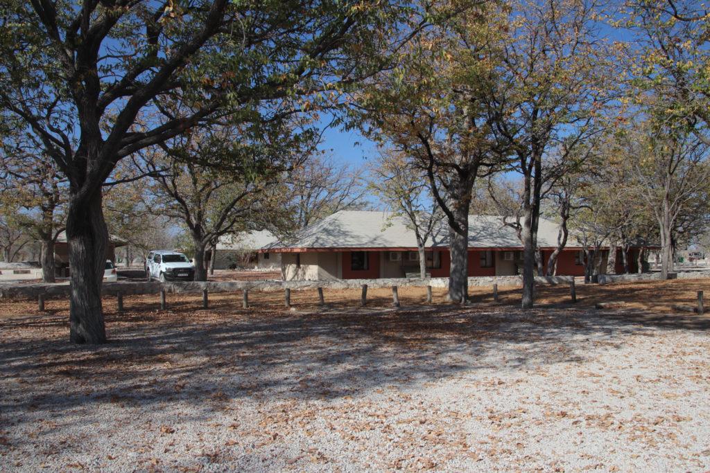 Halali Lodge Etosha Nationalpark Namibia