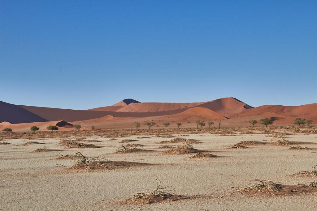 Sossusvlei Namib-Naukluft-Nationalpark Namibia