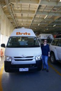 Fähre Bruny Island Tasmanien Australien