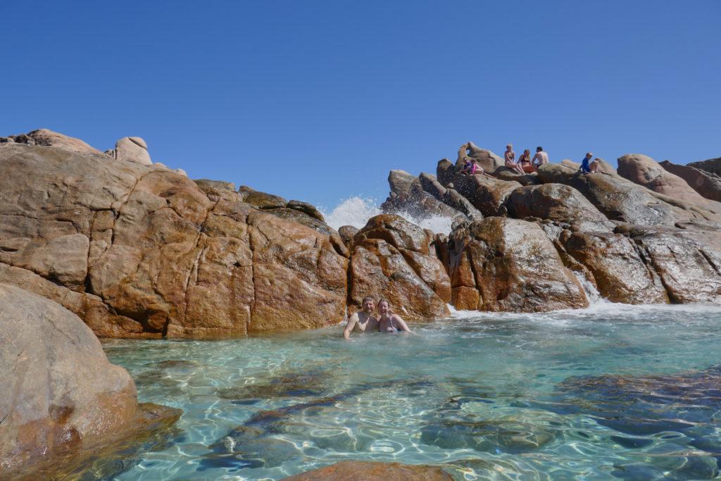 Naturpool Yallingup Westaustralien