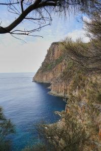 Fluted Cape Walk Bruny Island Tasmanien