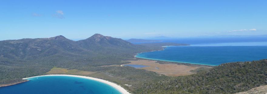 Wineglass Bay Tasmanien Freycinet Nationalpark