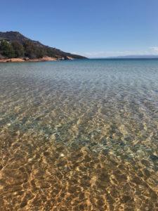 Richardson Bay Tasmanien