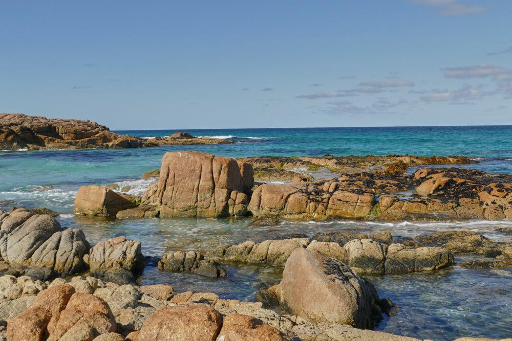 Tasmanien Friendly Beaches