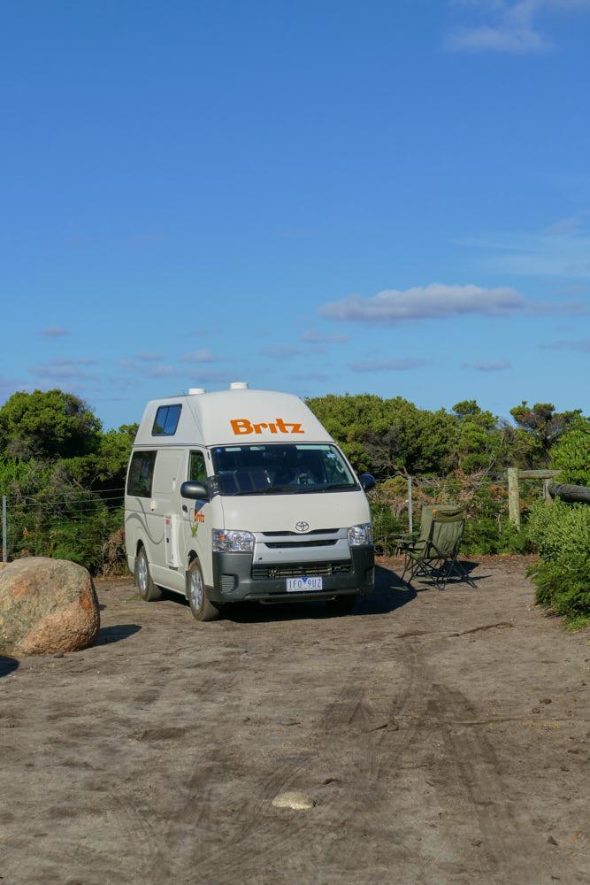 Bitte Richtung Meer - Von Bruny Island zur Wineglass Bay - Tasmanien Camper-Roadtrip (Etappe 2)