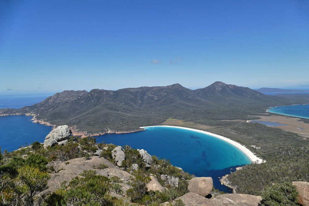 Tasmanien Wineglass Bay