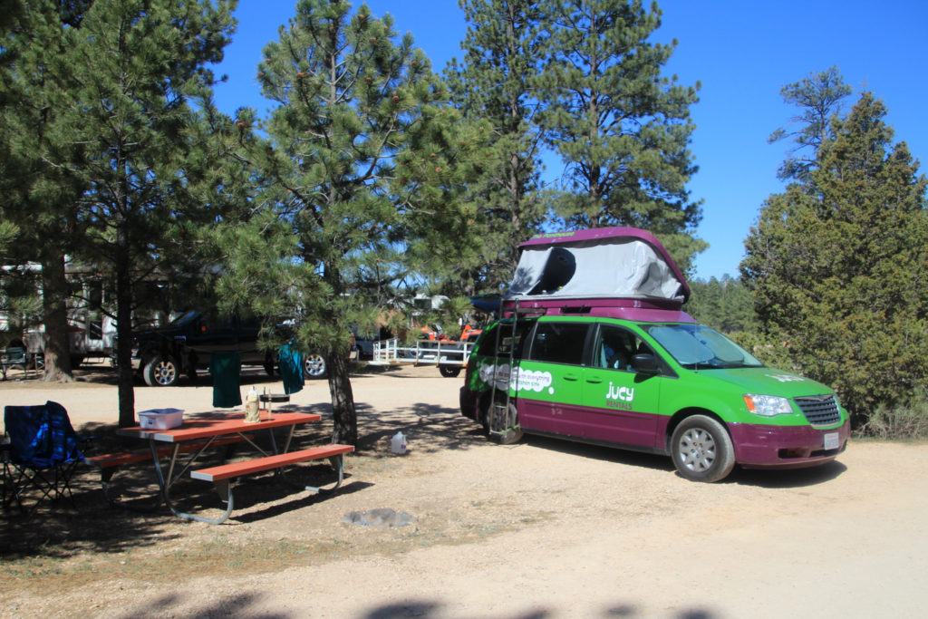 Camping Jucy Rentals Nationalparks USA