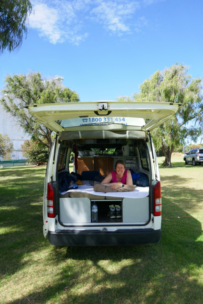Camper Britz Westaustralien