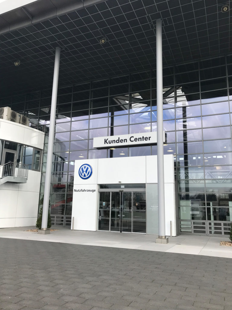 VW Nutzfahrzeuge Werk Hannover