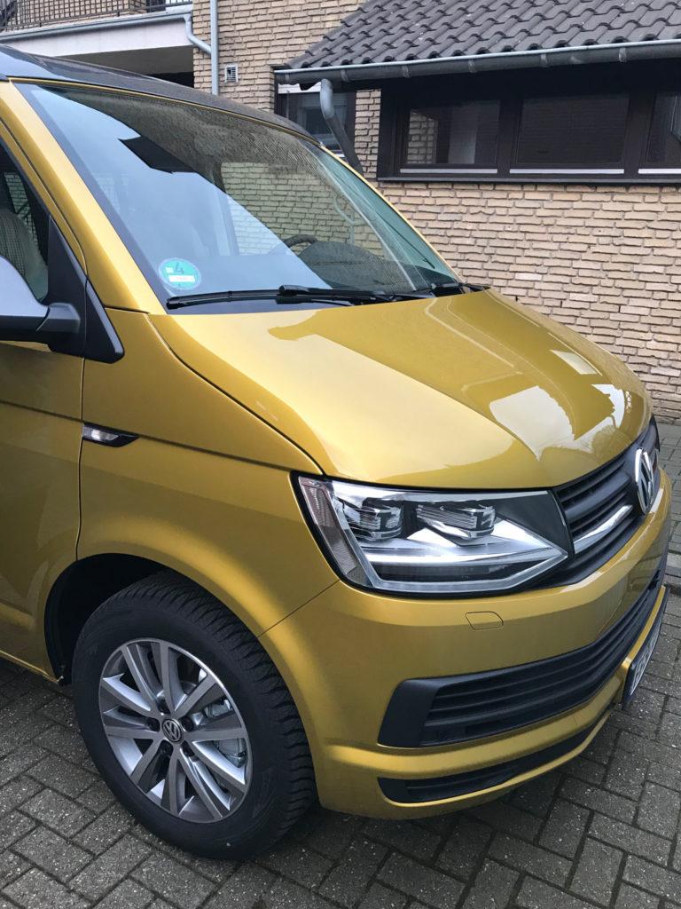 VW Bus kaufen VW California