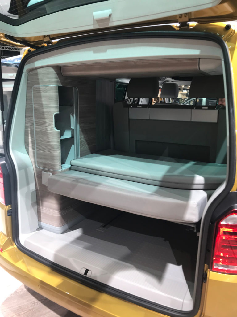 VW California 30 years auf der Caravan Salon in Düsseldorf