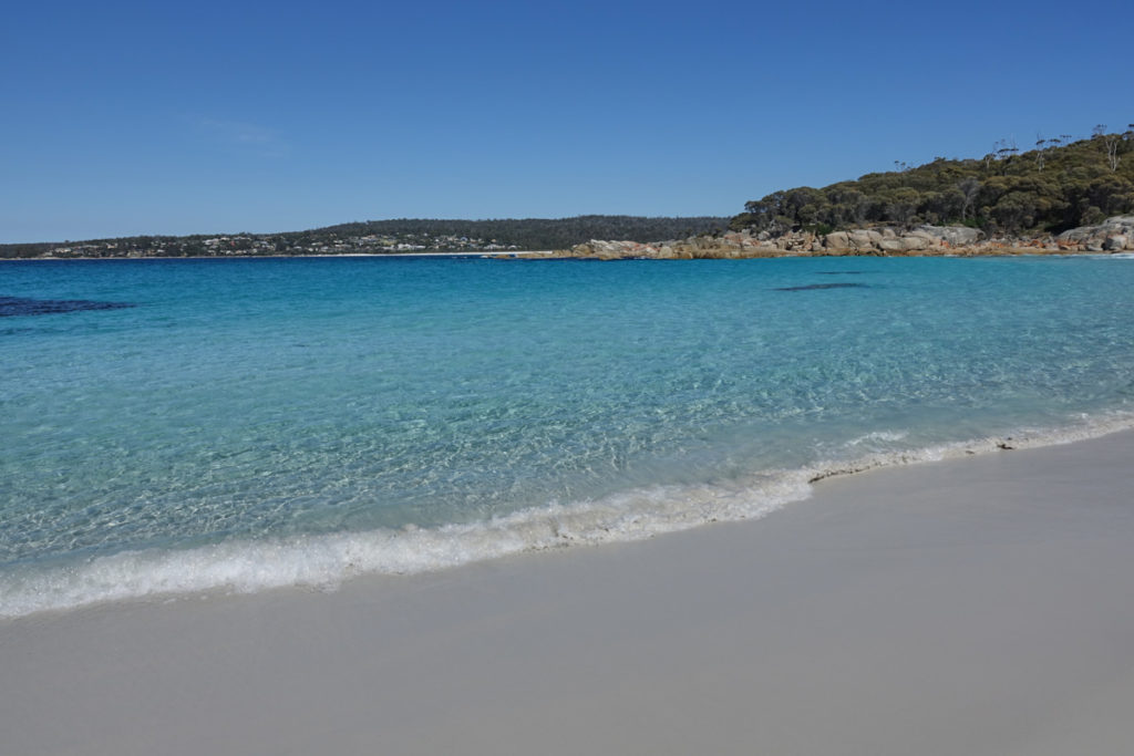 Tasmanien_Friendly Beaches