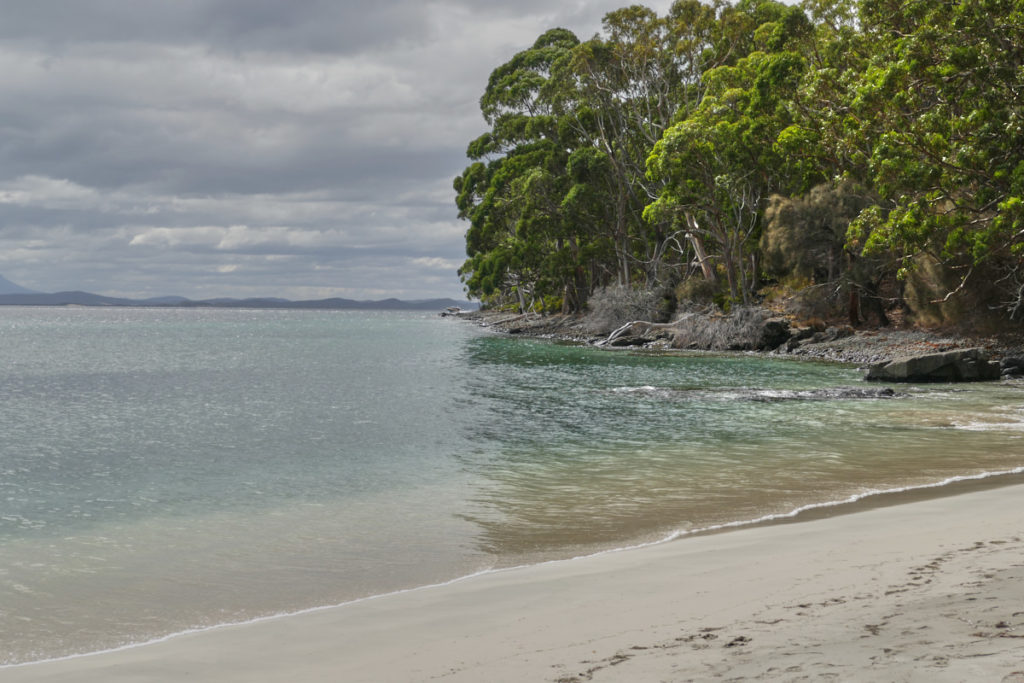 Bruny Island Tasmanien Adventure Bay