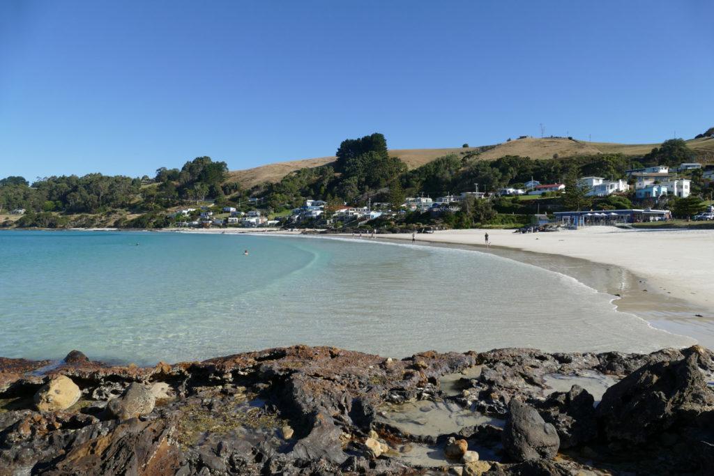 Sehenswürdigkeiten Tasmanien Boat Harbour Beach