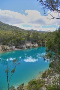 Little Blue Lake Tasmanien