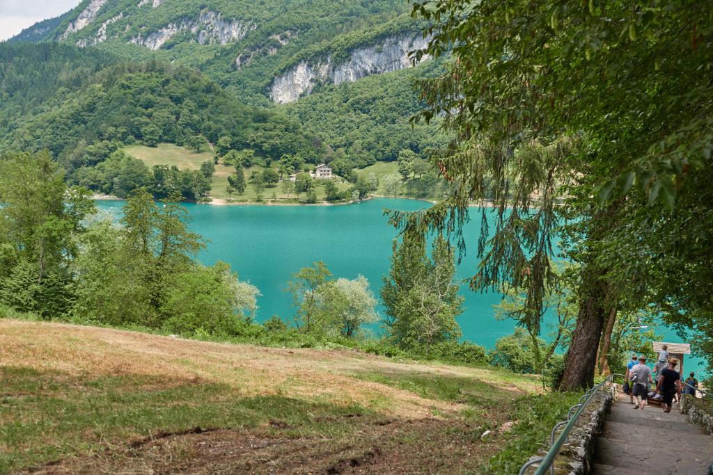 Lago di Tenno Italien