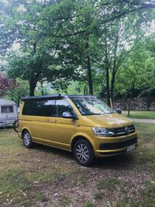Camping Tennosee