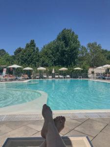 Campingplatz Pool Pisa