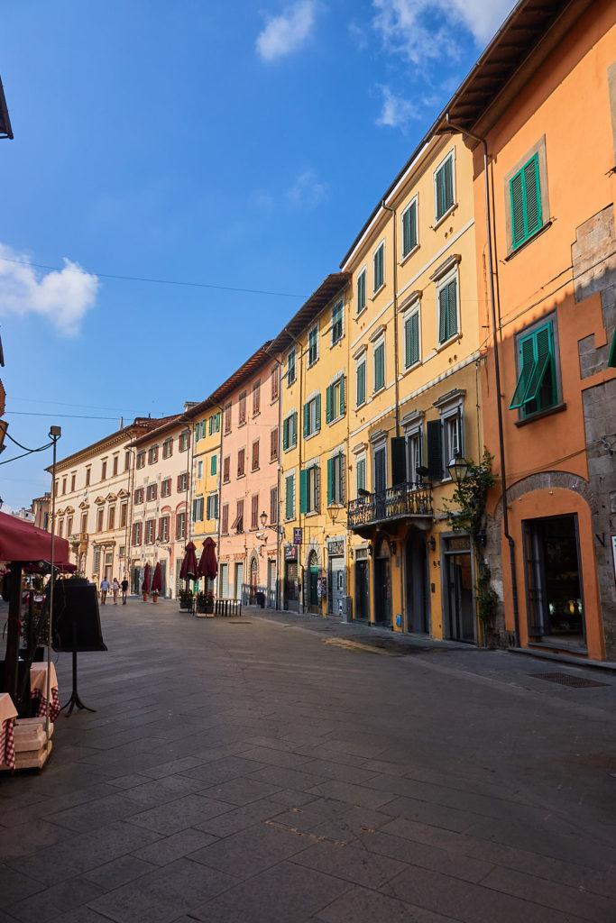 Die Altstadt von Pisa