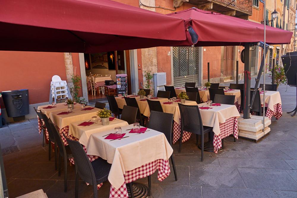 Restaurant Pisa
