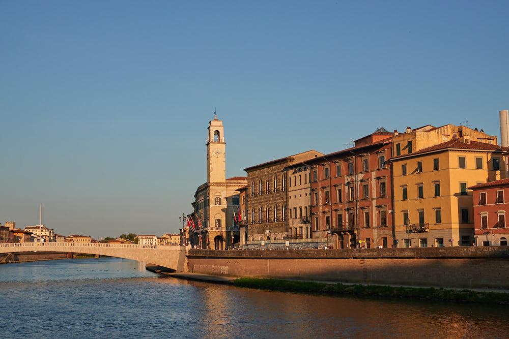 Pisa Urlaub Altstadt