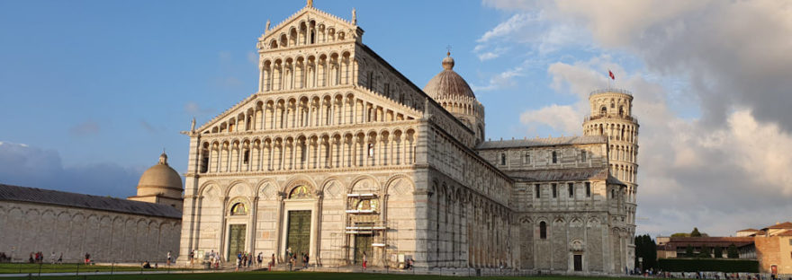 Piazza dei Miracoli Pisa Urlaub