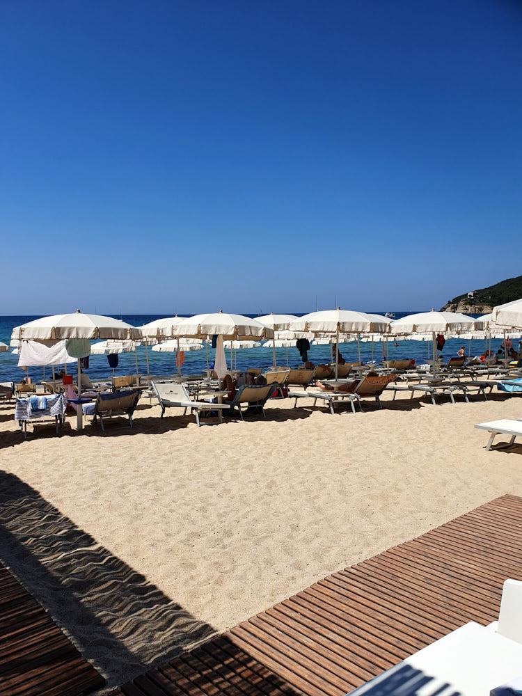 Spiaggia di Procchio Elba Strand