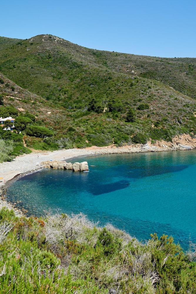 Elba Ausblick Wanderung