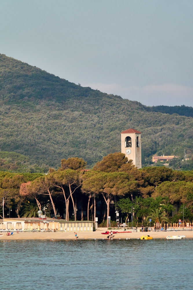 Marina di Campo Elba Urlaub