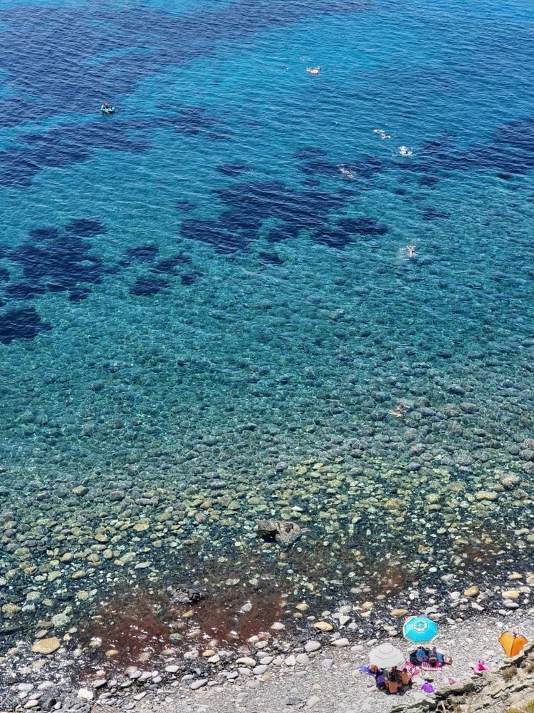 Elba Spiaggia del Relitto