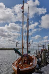Hafen Zingst Ostsee Segelboot